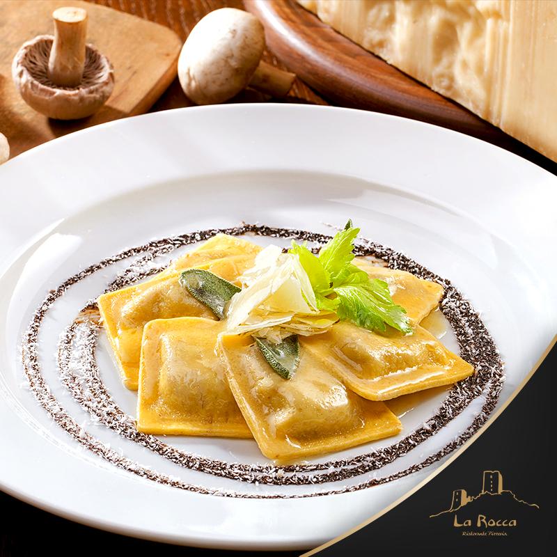 La rocca - италиански ресторант и пицария